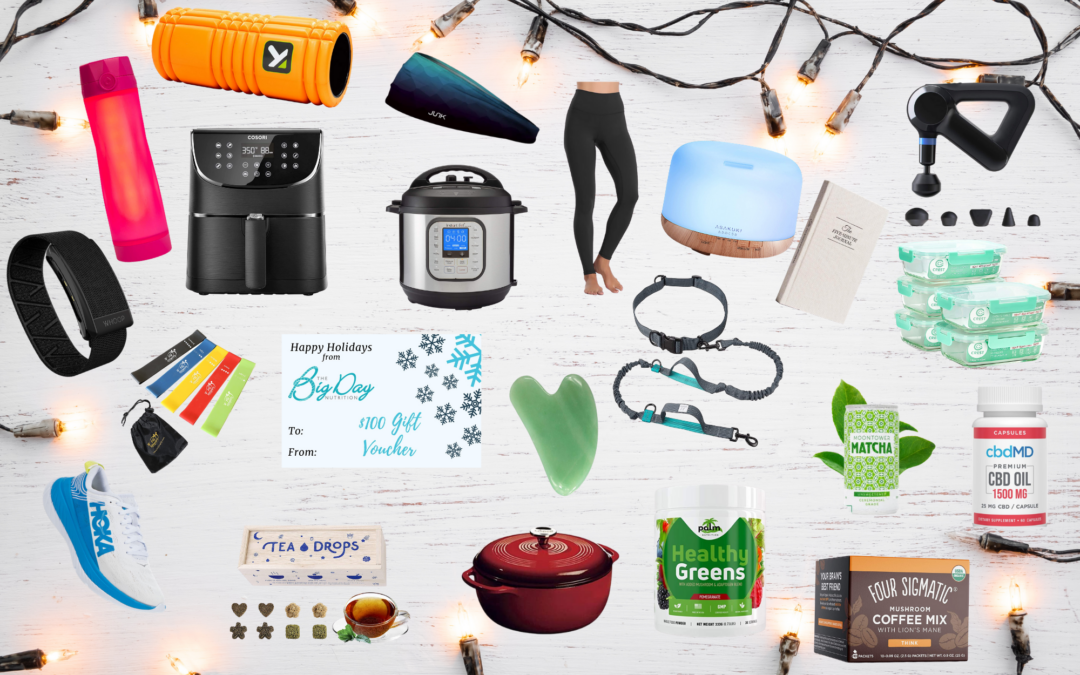 22 Holiday Gift Ideas For The Health Nut In Your Life!